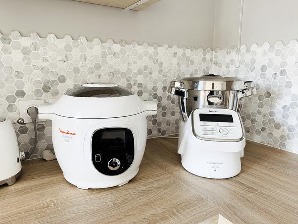 Machines de cuisson